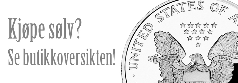 3ce9ea9f Alle sølvpriser oppdateres automatisk. GoldSilver.no tar ikke ansvar for  feil i sølvpriser, feil i historiske sølvpriser eller tap på grunn av  feilaktig ...